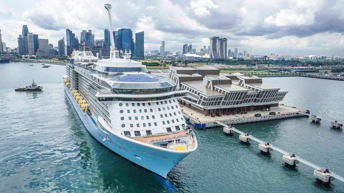 Singapur Kreuzfahrten