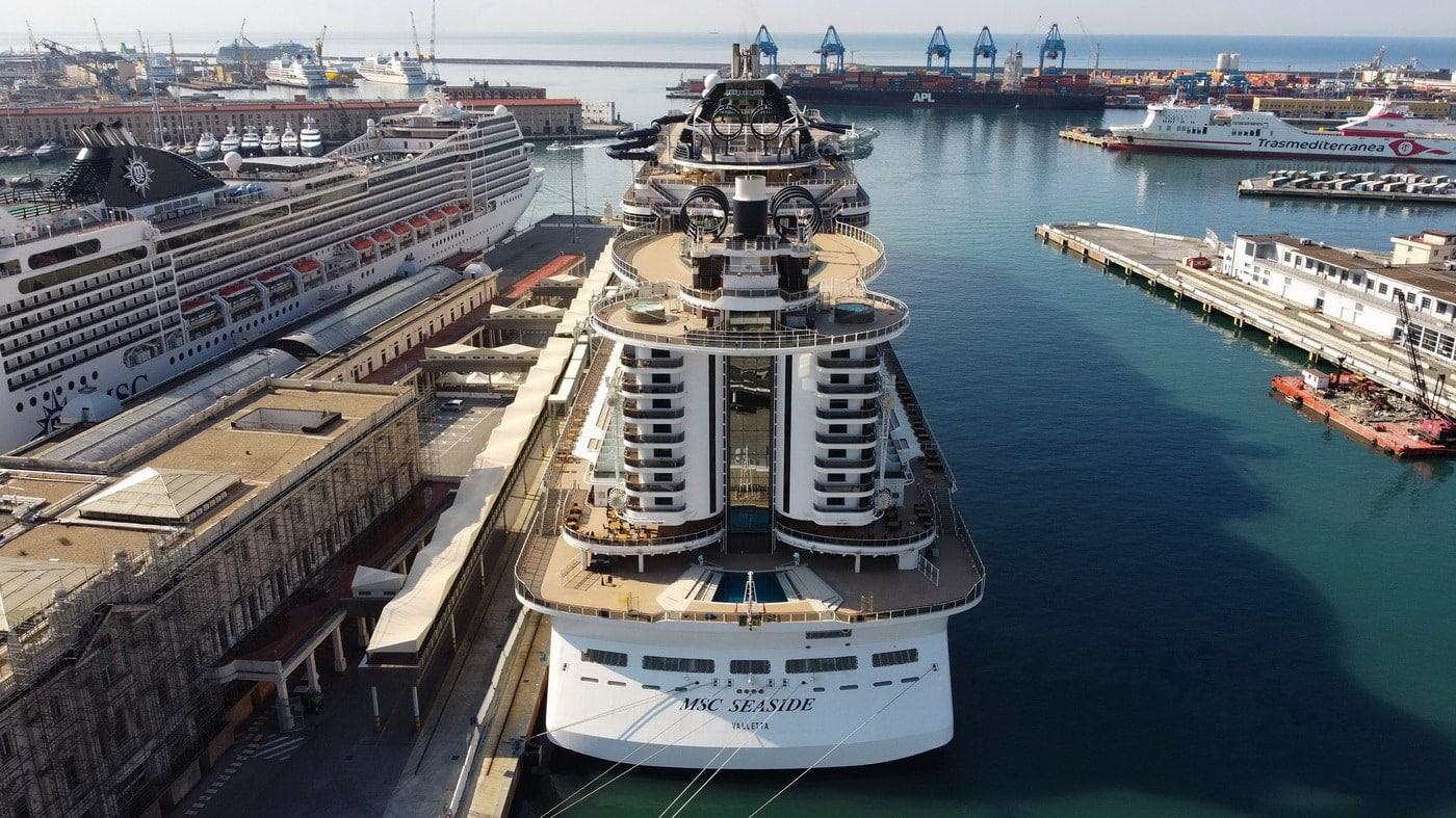 MSC-Seaside-startet-zu-ihrer-ersten-Kreuzfahrt-im-Mittelmeer